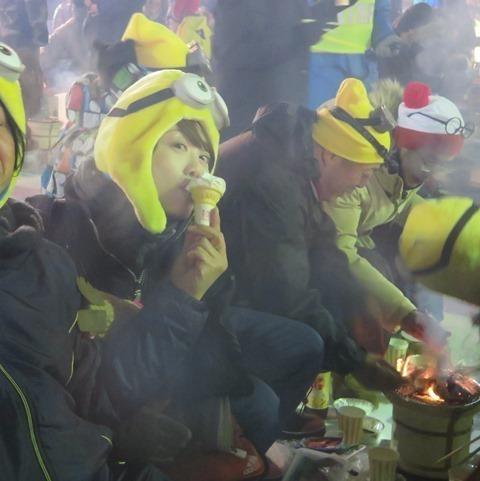 2018年の北見厳寒の焼き肉まつり.jpg