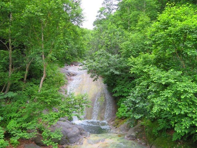 20200707カムイワッカ湯の滝2.JPG