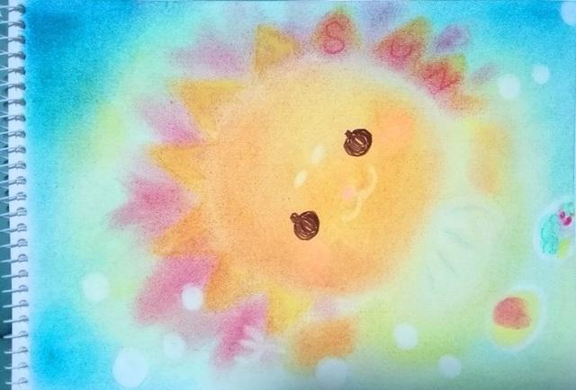 KITAMI SUN(北見さん)パステル2号.jpg